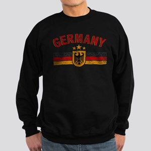 Germany Sports Shield Sweatshirt (dark)