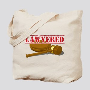 HIMYM: Lawyered Tote Bag
