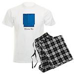 Blow Me Men's Light Pajamas