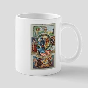 Loyalty Patriotism Service Mug