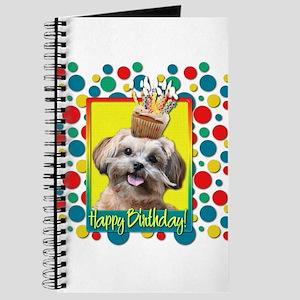 Birthday Cupcake - ShihPoo Journal