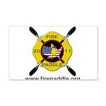 Fire Paddle 22x14 Wall Peel