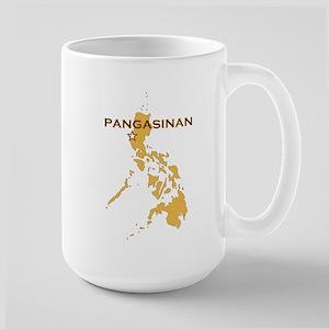 Pangasinan Large Mug