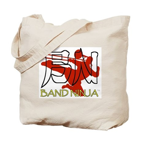 Band Ninja Tote Bag