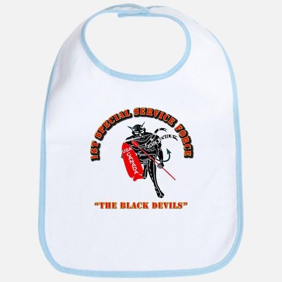 SOF - 1st SSF - Black Devils Bib