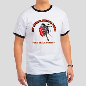 SOF - 1st SSF - Black Devils Ringer T