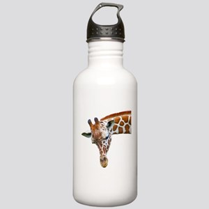 Giraffe Profile Stainless Water Bottle 1.0L