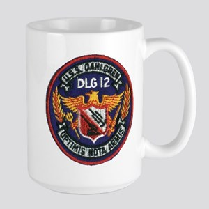 USS DAHLGREN Large Mug