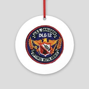 USS DAHLGREN Ornament (Round)