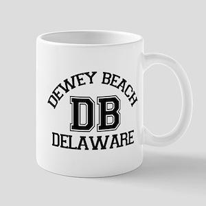 Dewey Beach DE - Varsity Design Mug