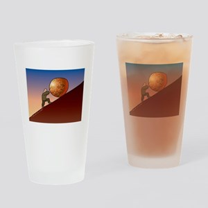 Phrases/Quotes Pint Glass