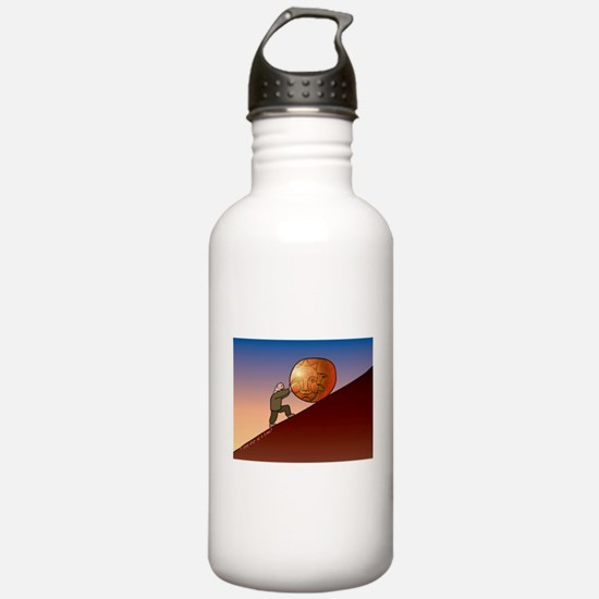 Phrases/Quotes Water Bottle