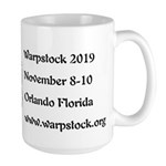 Warpstock Event Large Mug