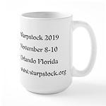 Warpstock Event Large Mug