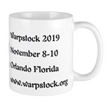 Warpstock Event Mug