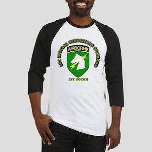 SOF - 1st SOCOM Baseball Jersey