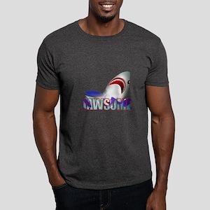 Jawsome Red Dark T-Shirt