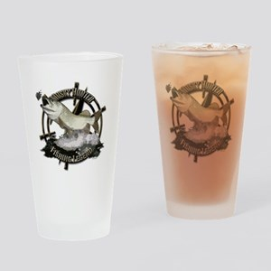 Fishing legend Pint Glass