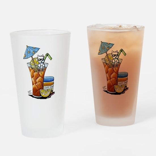 West Highland Iced Tea Pint Glass