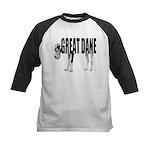 Great Dane Kids Baseball Jersey
