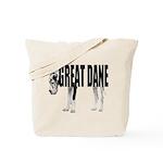 Great Dane Tote Bag