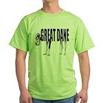 Great Dane Green T-Shirt