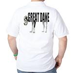 Great Dane Golf Shirt