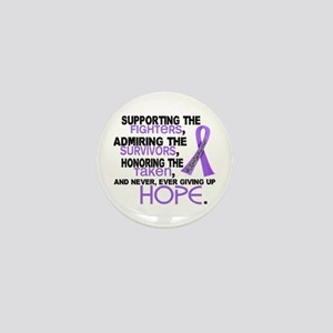SupportAdmireHonor Hodgkin's Lymphoma Mini Button