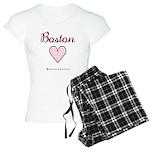 Boston Women's Light Pajamas