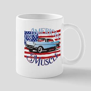 57 Chevy American Muscle Mug