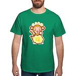 Lucky monkey Dark T-Shirt