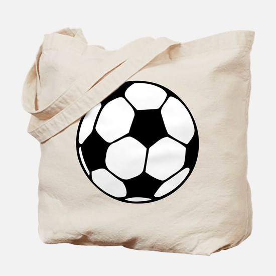 Soccer Football Icon Tote Bag