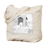 Global Warming (no text) Tote Bag