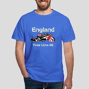 England Football Team Dark T-Shirt