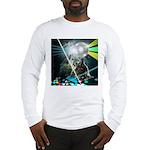 Howling Wolves Sweatshirt Long Sleeve T-Shirt