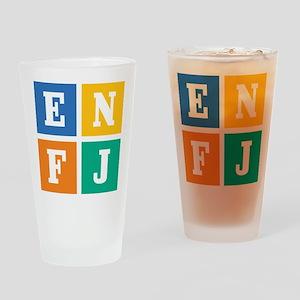 Myers-Briggs ENFJ Drinking Glass