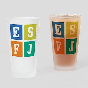 Myers-Briggs ESFJ Drinking Glass