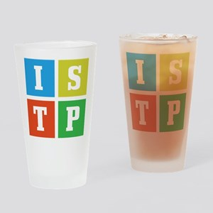 Myers-Briggs ISTP Drinking Glass