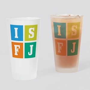Myers-Briggs ISFJ Drinking Glass