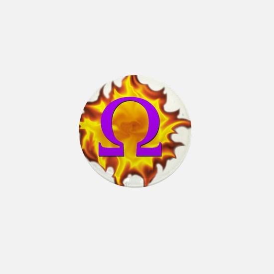 We are Omega! Mini Button