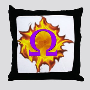 We are Omega! Throw Pillow