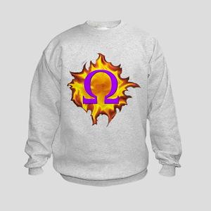 We are Omega! Kids Sweatshirt