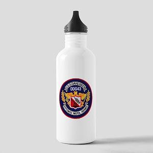 USS DAHLGREN Stainless Water Bottle 1.0L