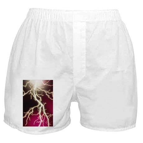 Lightning Boxer Shorts