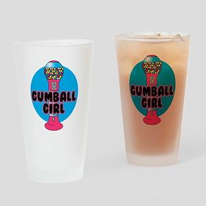 Gumball Girl Pint Glass