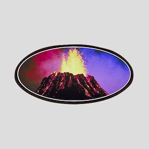 Kilauea Volcano Patches