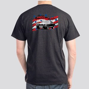 American Muscle Series '65 Mustang Dark T-Shirt