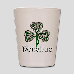 Donahue Shamrock Shot Glass