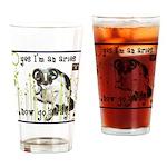 Cat Aries Pint Glass