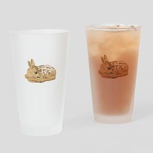 Fawn (Baby Deer) Pint Glass